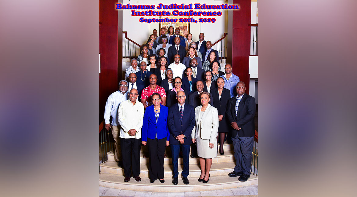 Judicial Training Day Bahamas